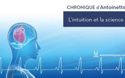L'intuition et la science